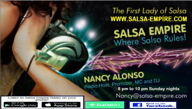 Latin Flavor con Nancy Alonso